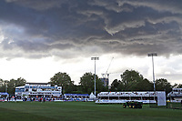 Dark clouds over the ground ahead of Essex Eagles vs Gloucestershire, Vitality Blast T20 Cricket at The Cloudfm County Ground on 10th August 2018
