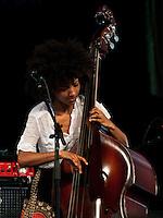 Esperanza Spalding owns Jazz Fest 2009.