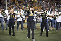 BERKELEY, CA - November 5, 2016: Cal Alumni Dance Team perform during halftime of the Cal vs. Washington game at California Memorial Stadium.