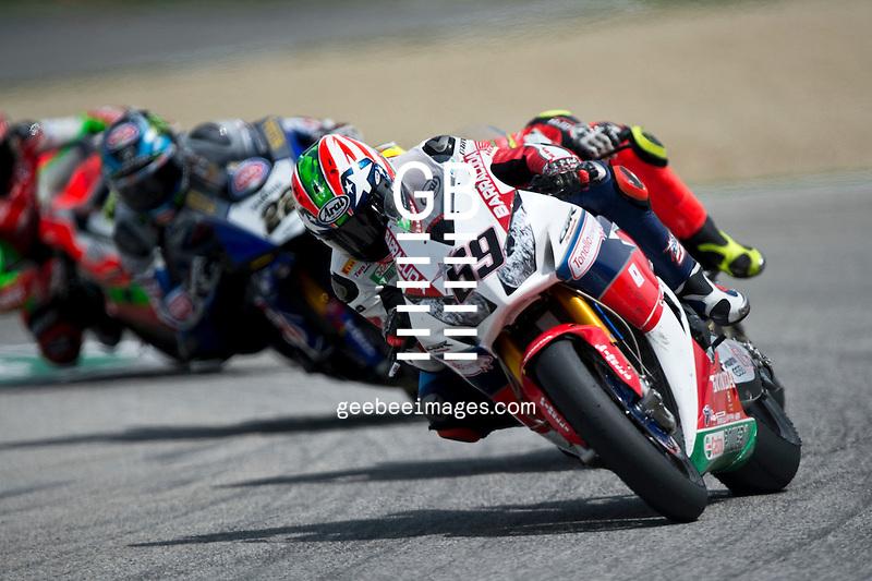 2016 FIM Superbike World Championship, Round 05, Imola, Italy, 29 April - 1 May 2016, Nicky Hayden, Honda