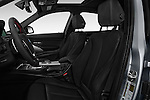Front seat view of 2017 BMW 3-Series-Plug-In-Hybrid Sport 4 Door Sedan Front Seat  car photos