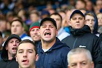 Leeds United fans enjoy the build up to the match<br /> <br /> Photographer Alex Dodd/CameraSport<br /> <br /> The EFL Sky Bet Championship - Leeds United v Blackburn Rovers - Wednesday 26th December 2018 - Elland Road - Leeds<br /> <br /> World Copyright &copy; 2018 CameraSport. All rights reserved. 43 Linden Ave. Countesthorpe. Leicester. England. LE8 5PG - Tel: +44 (0) 116 277 4147 - admin@camerasport.com - www.camerasport.com
