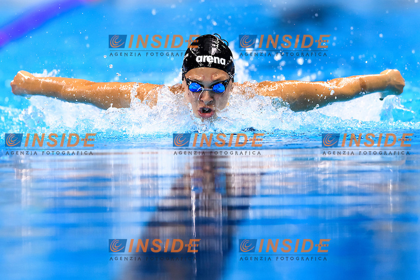 FRANCESCHI Sara ITA <br /> Women's 100m Individual Medley <br /> Rio de Janeiro 08-08-2016 Olympic Aquatics Stadium <br /> Swimming Nuoto <br /> Foto Andrea Staccioli/Deepbluemedia/Insidefoto