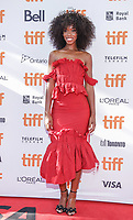 TORONTO, ONTARIO - SEPTEMBER 09: Jessica Allain attends the 2019 Toronto International Film Festival TIFF Tribute Gala at The Fairmont Royal York Hotel on September 09, 2019 in Toronto, Canada. <br /> CAP/MPI/IS/PICJER<br /> ©PICJER/IS/MPI/Capital Pictures