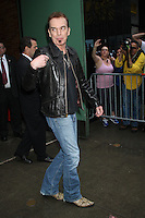 May 15, 2012 Billy Bob Thornton at Good Morning America  to talk about his new  book the Billy Bob Tapes in New York City. Credit: RW/MediaPunch Inc.