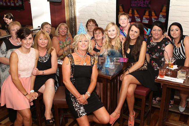 Kate O'Hagan's birthday in Barocco...Photo NEWSFILE/Jenny Matthews.
