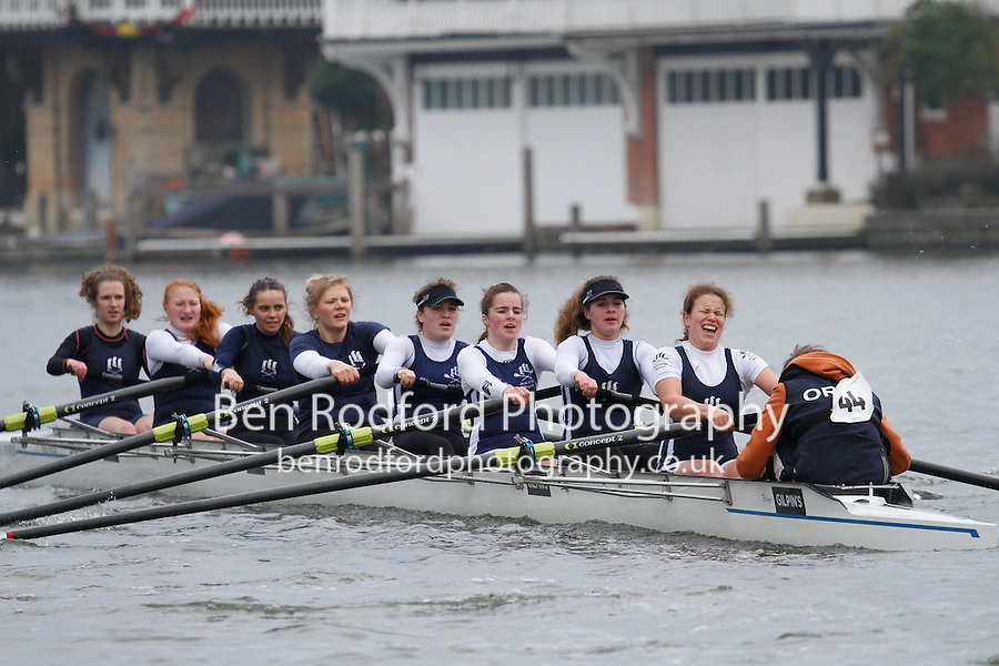 Crew: 44 - Oriel College BC  - W.IM3.8+ <br /> <br /> Henley Fours &amp; Eights Head 2017<br /> <br /> To purchase this photo, or to see pricing information for Prints and Downloads, click the blue 'Add to Cart' button at the top-right of the page.