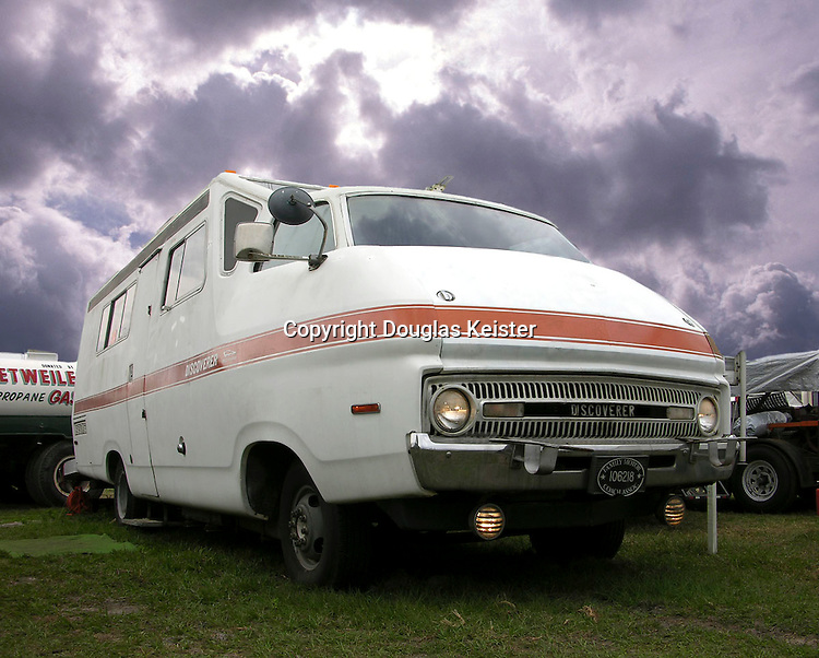 Certainly one of the most aerodynamic motorhomes ever made was the Rectrans (recreational transport). The Rectrans was the brainchild of Semon &ldquo;Bunky&rdquo; Knudsen who had served as president of the Ford Motor Company and had been a vice president at General Motors. Knudsen was looking for new horizons to explore and an opportunity arose when the White Motor Company hired him to built a motorhome so they could serve the growing RV market. Knudsen&rsquo;s first order of business was to hire famed stylist Larry Shinoda, who had designed the Corvette Sting Ray, the Z-28 Camaro, and the BOSS 302 Mustang. A second generation Japanese American (he and his parents were interred during WWII), Shinoda was recognized as one of the most brilliant minds in automotive aerodynamic design. When Shinoda arrived at the White facility in 1970, he was charged with the task of eking out 10 miles per gallon from a 10,000-pound motorhome. <br />