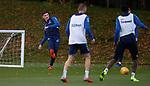 26.10.18 Rangers training: Kyle Lafferty