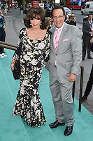 Dame Joan Collins<br /> arrives for the V&amp;A Summer Party 2016, South Kensington, London.<br /> <br /> <br /> &copy;Ash Knotek  D3135  22/06/2016