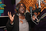 Ebony Jo-Ann in the Recording Studio 4/28/14