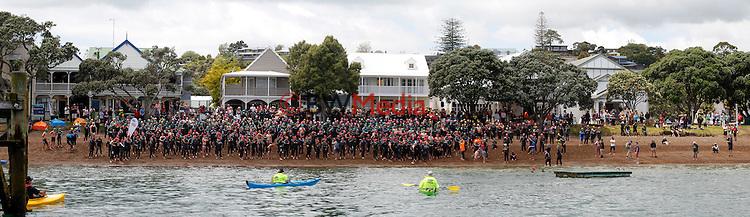 Bay of Islands Classic, Saturday 22 November 2014. Photo: Simon Watts/ www.bwmedia.co.nz <br /> All images &copy; Ocean Swim NZ and BWMedia.co.nz