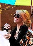 Gossip Girl Shoots on the Upper East Side
