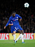 Chelsea's Tiemoue Bakayoko in action during the Champions League Group C match at the Stamford Bridge, London. Picture date: December 5th 2017. Picture credit should read: David Klein/Sportimage