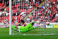 Doncaster v Nottingham Forest 21.9.13