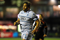 Nick Williams of Cardiff Blues in action during the Guinness Pro14 Round 17 match between Cardiff Blues and Isuzu Southern Kings at the Cardiff Arms Park in Cardiff, Wales, UK. Saturday 02 March 2019