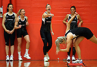 Silver Ferns Training 130916