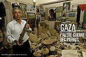 GEO - Gaza l 'autre guerre des pierres