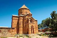 10th century Armenian Orthodox Cathedral of the Holy Cross on Akdamar Island, Lake Van Turkey 79