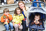 Oonagh, Shane, Sarah Grace and Jonny Reilly at the Samba Festival on West Street...(Photo credit should read Jenny Matthews www.newsfile.ie)....This Picture has been sent you under the conditions enclosed by:.Newsfile Ltd..The Studio,.Millmount Abbey,.Drogheda,.Co Meath..Ireland..Tel: +353(0)41-9871240.Fax: +353(0)41-9871260.GSM: +353(0)86-2500958.email: pictures@newsfile.ie.www.newsfile.ie.