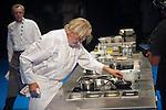 Pierre Gagnaire. Feria de gastronomía San Sebastián Gastronomika. Congreso Internacional de Gastronomía con lo mejor de la gastronomía vasca, española y mundial