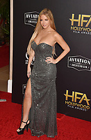 BEVERLY HILLS, CA - NOVEMBER 04: Wendy Starland arrives at the 22nd Annual Hollywood Film Awards at the Beverly Hilton Hotel on November 4, 2018 in Beverly Hills, California.<br /> CAP/ROT/TM<br /> &copy;TM/ROT/Capital Pictures