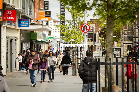 Harrow, north west London UK