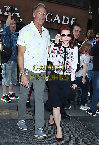 NEW YORK, NY - AUGUST 12: Priscilla Presley at NBC's Today Show in New York City on August 12, 2019. <br /> CAP/MPI/RW<br /> ©RW/MPI/Capital Pictures