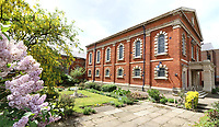 MAY 11 Bunyan Meeting Church, Bedford