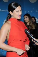 NEW YORK, NY - DECEMBER 3: Priyanka Chopra Jonas at the 15th Annual UNICEF Snowflake Ball at The Atrium on December 3, 2019 in New York City. Credit: John Palmer/MediaPunch