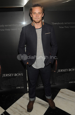 New York, NY- June 9: Billy Magnussen attends the 'Jersey Boys' Special Screening at the Paris Theater on June 9, 2014 in New York City. Credit: John Palmer/MediaPunch