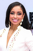 LOS ANGELES, CA - JUNE 30: Mya attends the 2013 BET Awards at Nokia Theatre L.A. Live on June 30, 2013 in Los Angeles, California. (Photo by Celebrity Monitor)