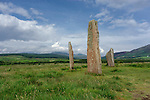 Stone Circles, Machrie Moor, Isle of Arran, Scotland