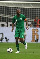 Osama Hawsawi (Saudi-Arabien) - 08.06.2018: Deutschland vs. Saudi-Arabien, Freundschaftsspiel, BayArena Leverkusen