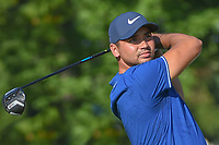 Jason Day (AUS) watches his tee shot on 12 during 1st round of the 100th PGA Championship at Bellerive Country Cllub, St. Louis, Missouri. 8/9/2018.<br /> Picture: Golffile | Ken Murray<br /> <br /> All photo usage must carry mandatory copyright credit (© Golffile | Ken Murray)