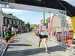 Mark Hoey from Star of the Sea AC winner of the Dunleer 4 mile run. Photo:Colin Bell/pressphotos.ie