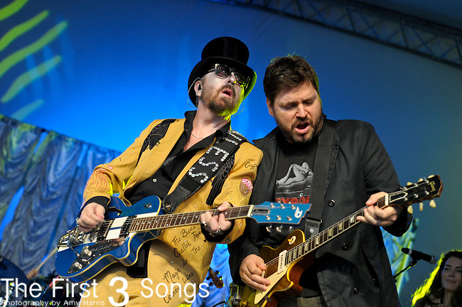 Dave Stewart performs during The Voodoo Experience at City Park in New Orleans, Louisiana.