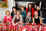Members of the Kerry ICA enjoying their Christmas party in Denny Lane on Saturday night. <br /> Seated l-r, Eileen Roche, Collette Dalton, Joanne Lenehan and Sheila Sayers.<br /> Back l-r, Mary Kenny, Mary Scanlon, Liz O&rsquo;Leary and Mary O&rsquo;Donnell.