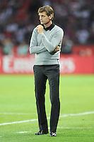 Tito Vilanova, allenatore del Barcellona..Parigi, 04/08/2012.Trofeo di Parigi .Paris Saint Germain vs FC Barcellona.foto Insidefoto / Jean Bibard / Panoramic ..Italy Only
