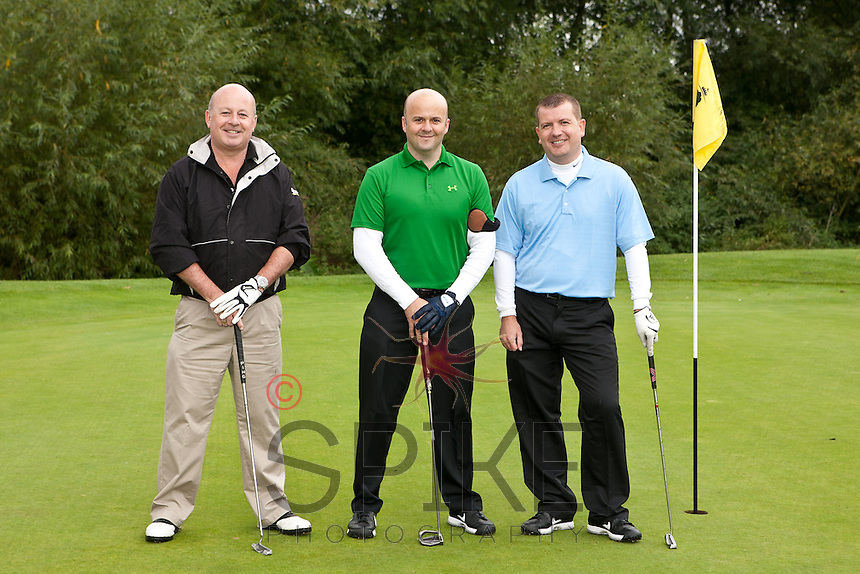 Begbies Traynor team: Peter Blair, Andrew Cordon and Mark Turner