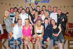 21ST PARTY: Natasha Donovan, Ballyrickard, Tralee (seated 2nd left), celebrated her 21st birthday on Saturday night in the Abbey Gate Hotel, Tralee, with her family and friends.   Copyright Kerry's Eye 2008