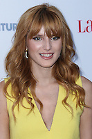 "HOLLYWOOD, CA - OCTOBER 03: Actress Bella Thorne arrives at Latina Magazine's ""Hollywood Hot List"" Party held at The Redbury Hotel on October 3, 2013 in Hollywood, California. (Photo by Xavier Collin/Celebrity Monitor)"