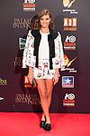 "Michelle Jener attends to the premiere of the spanish movie ""Palmeras en la Nieve"" at Kinepolis Cinemas in Madrid, December 09, 2015<br /> (ALTERPHOTOS/BorjaB.Hojas)"