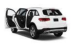 Car images of 2020 Mercedes Benz GLC-Class GLC300 5 Door SUV Doors