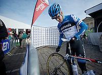 Paris-Roubaix 2012 ..Tyler Farrar last check