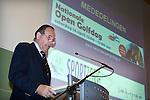 ALV 2007 van de NGF. NGF voorzitter Willem Maris