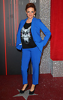 Nicola Wheeler at The British Soap Awards 2019 arrivals. The Lowry, Media City, Salford, Manchester, UK on June 1st 2019<br /> CAP/ROS<br /> ©ROS/Capital Pictures