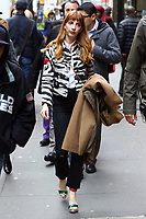 www.acepixs.com<br /> <br /> April 4 2017, New York City<br /> <br /> Actress Molly Kate Bernard was on the set of the TV show 'Younger' on April 4 2017 in New York City<br /> <br /> By Line: Zelig Shaul/ACE Pictures<br /> <br /> <br /> ACE Pictures Inc<br /> Tel: 6467670430<br /> Email: info@acepixs.com<br /> www.acepixs.com