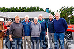 Organisers of the Asdee Vintage rally pictured here was a great success over the weekend with proceeds going to the Asdee and Beale First responders.<br /> Jimmy O'Carroll, Jerry Hayes, Sean Collins, Paudi Hennessy, Liam Doyle, John Hennessy.