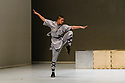 "Sidi Larbi Cherkaoui, Antony Gormley, with the monks from the Shaolin Temple present ""Sutra"", to celebrate its 10th anniversary, at Sadler's Wells."